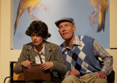 Inszenierung Harry und Sally